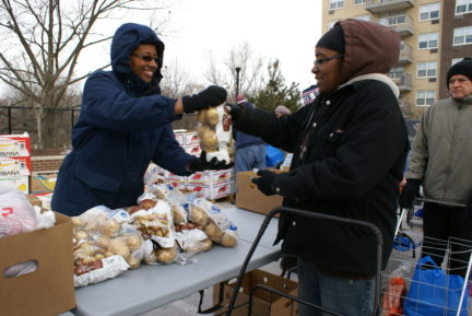 Mobile Markets The Greater Boston Food Bank