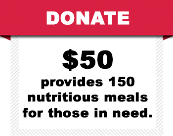 Give Meals - Give Hope