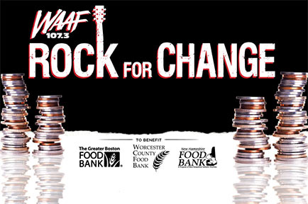 WAAF Rock for Change