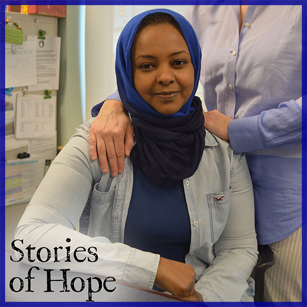 Stories of Hope: Heba