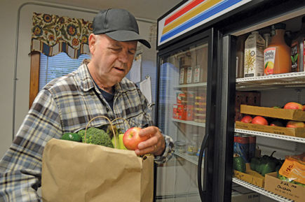 South Shore food assistance