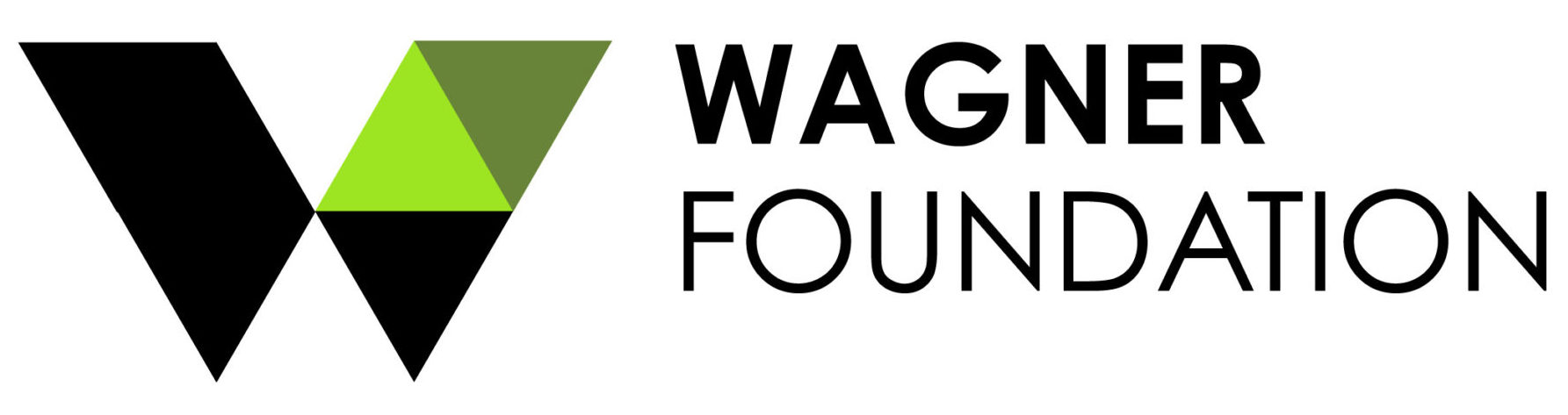 Wagner Foundation logo