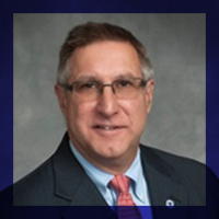 Senate Ways and Means Chairman Michael Rodrigues